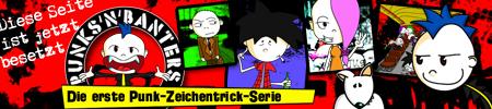 Punks and Banters Comic