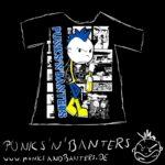 Punks and Banters Bastard cool