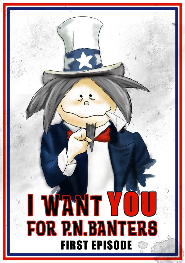 I Want You For Punks'n'Banters