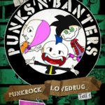 Cover – Punks'n'Banters Comic