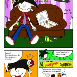 Seite 01 – Punks'n'Banters Comic