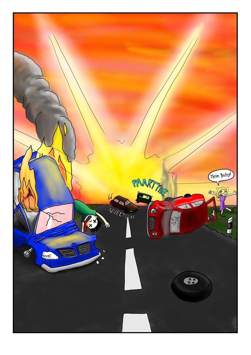 Seite 04 – Punks'n'Banters Comic