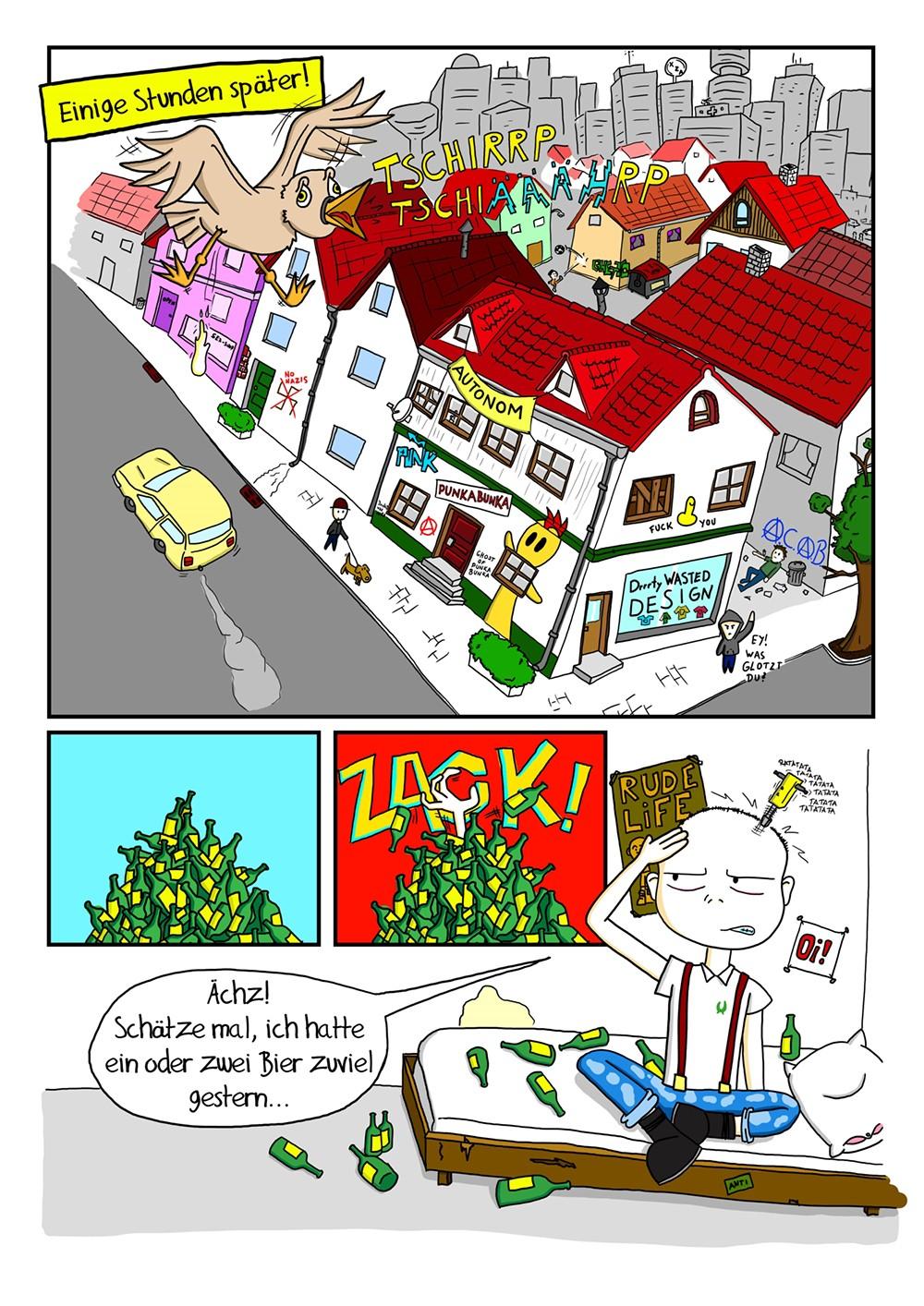 Seite 05 – Punks'n'Banters Comic