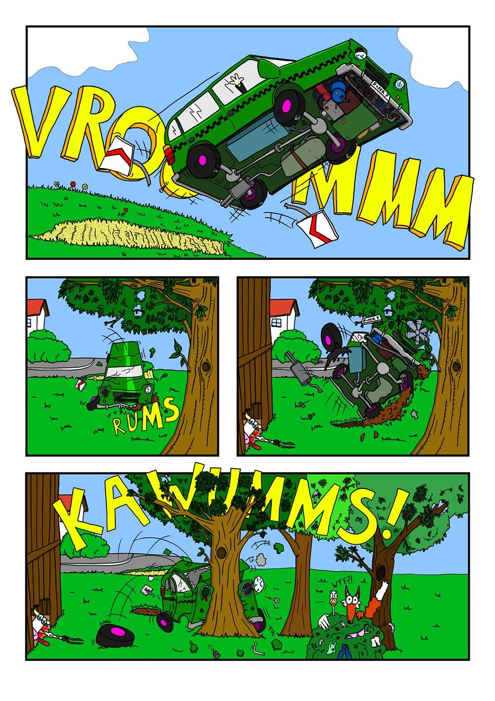 Seite 16 – Punks'n'Banters Comic