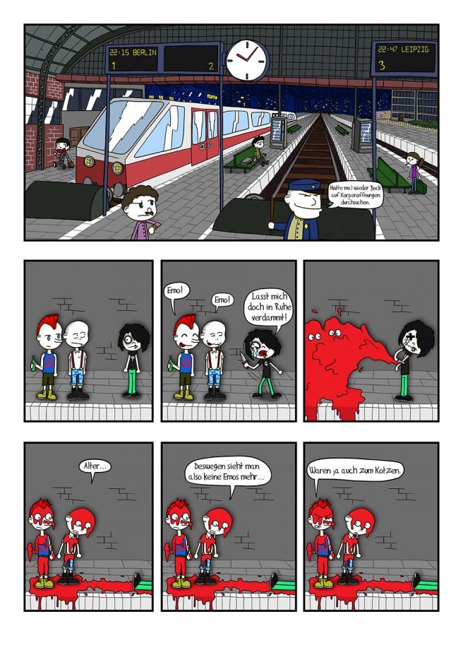 Seite 42 – Punks'n'Banters Comic