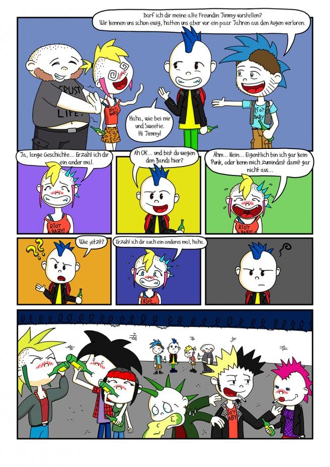 Seite 64 – Punks'n'Banters Comic