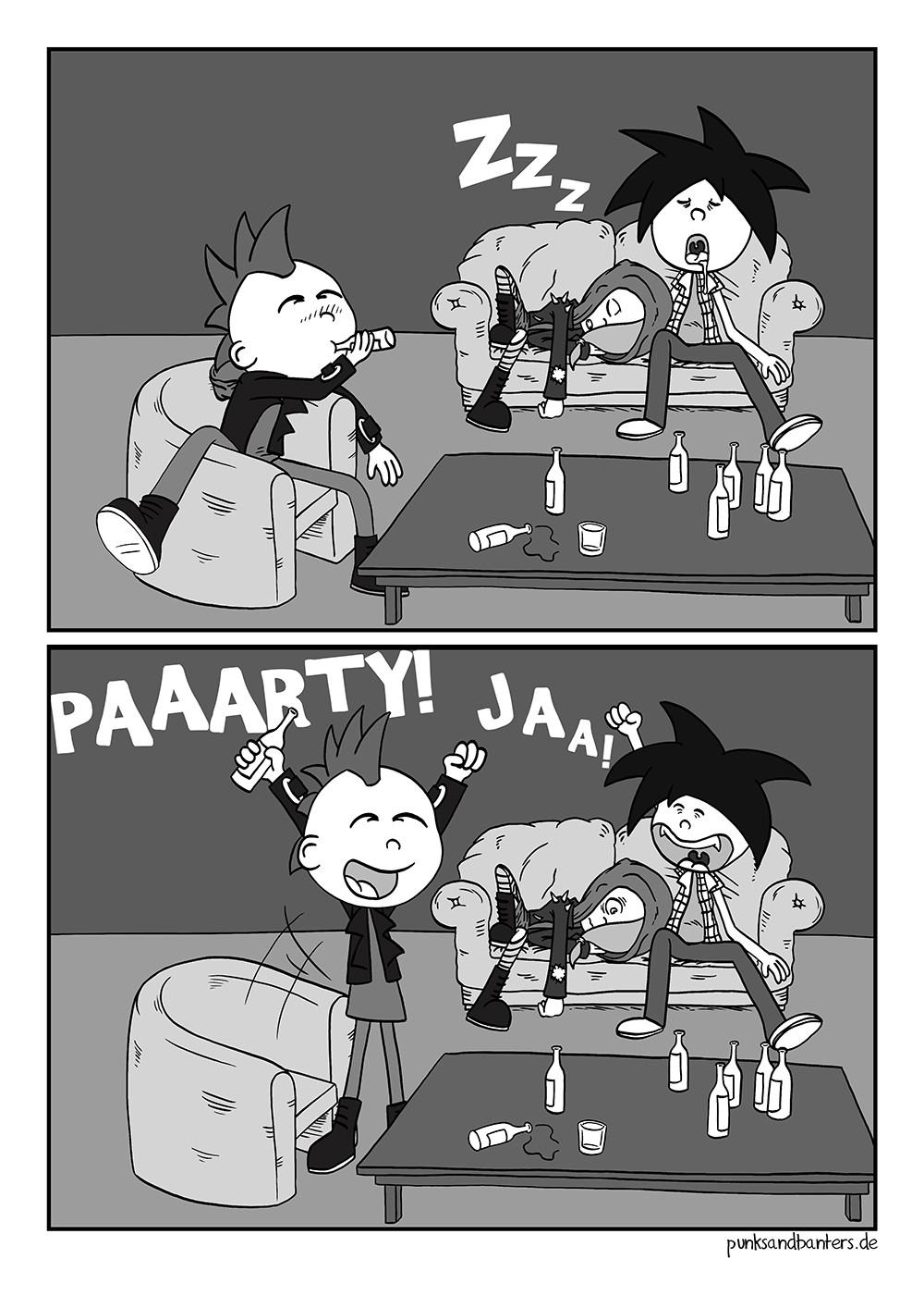 Plutonium-Klub Afterparty Seite 02
