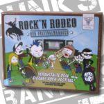 Rock'n Rodeo - Der Festival Manager Brettspiel