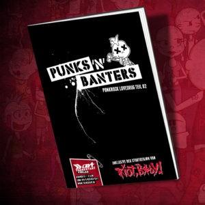Comic - Punks'n'Banters Teil 02