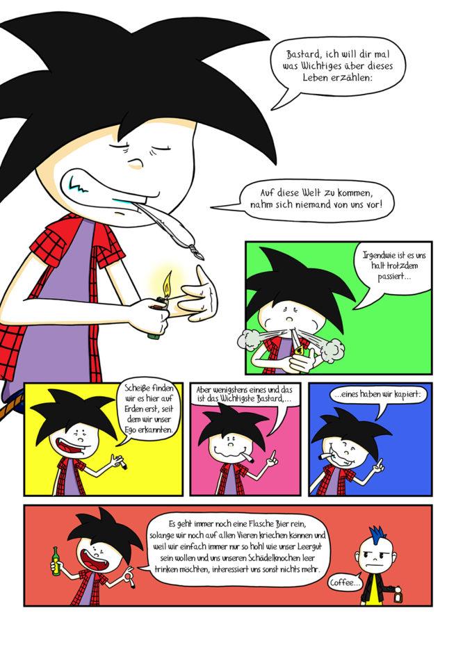Seite 74 – Punks'n'Banters Comic